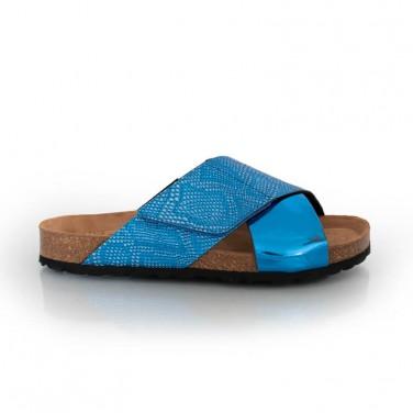 Sandalias Bio Calama Azul