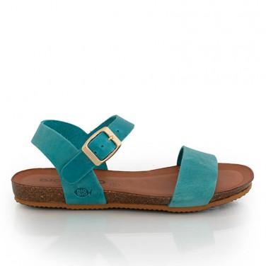 Sandalias Bio Giada Azul