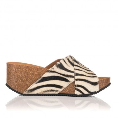 Sandalia Ines Zebra