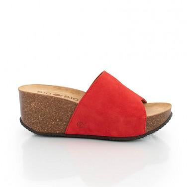 Sandalias Bio Inora Rojo